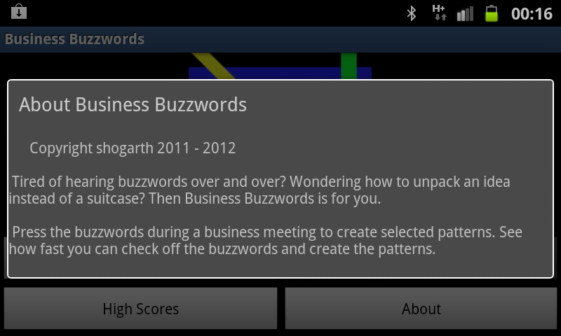 Business Buzzwords Screenshot 5