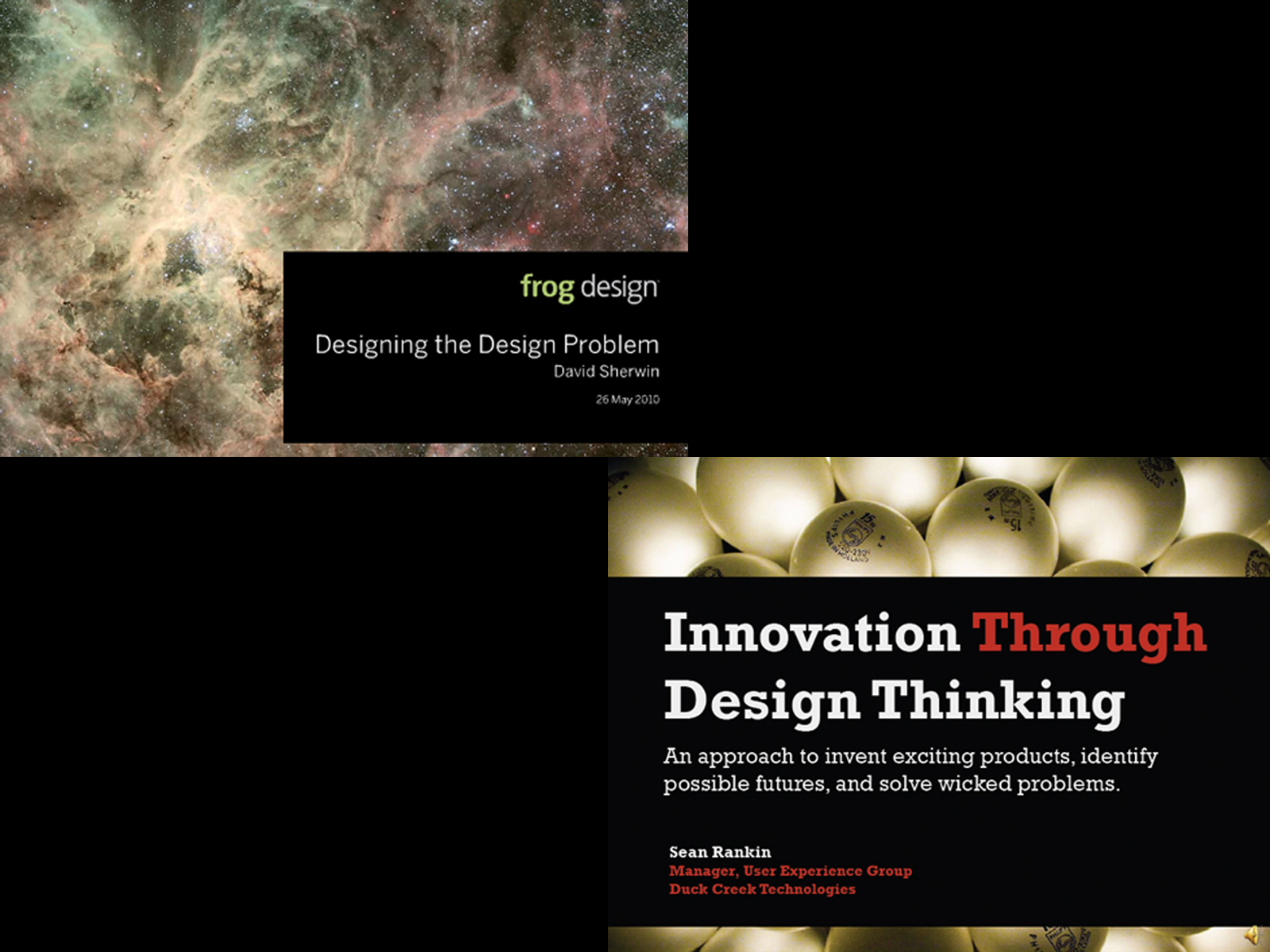 PowerPoint Design – 7 – Photo Alternatives